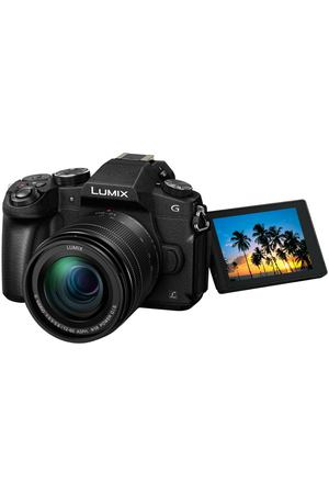 Фотоаппарат системный Panasonic Lumix DMC-G80 Kit 12-60mm Black (DMC-G80MEE-K)