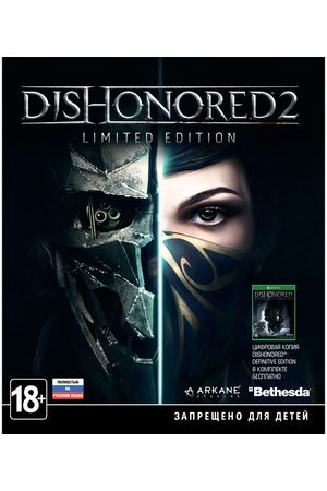 Xbox One игра Bethesda Dishonored 2 Limited Edition