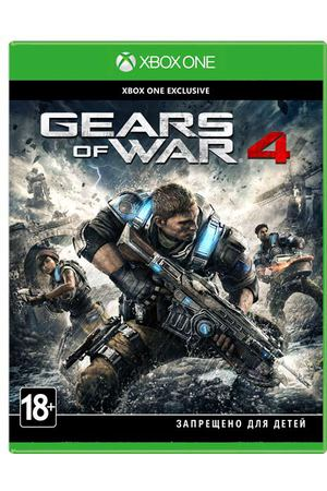 Xbox One игра Microsoft Gears of War 4