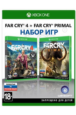 Xbox One игра Ubisoft Far Cry 4+Far Cry Primal
