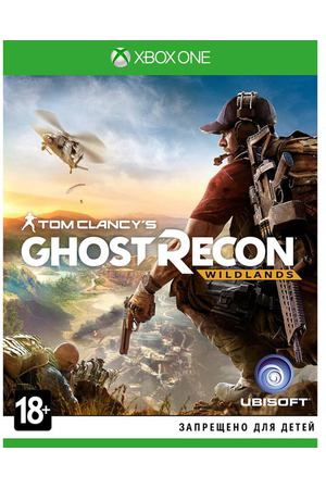 Xbox One игра Ubisoft Tom Clancy's Ghost Recon Wildlands