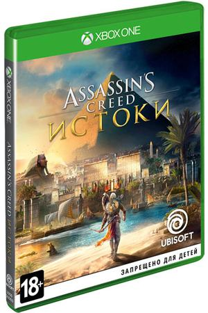 Xbox One игра Ubisoft Assassin's Creed Истоки