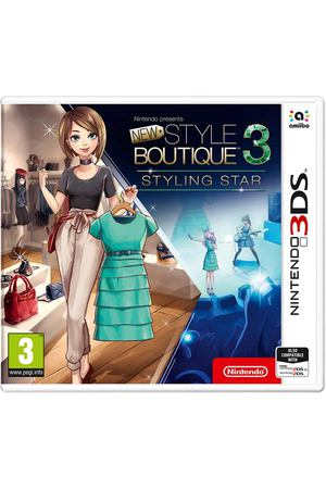 Игра для Nintendo New Style Boutique 3 - Styling Star