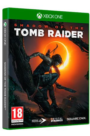 Xbox One игра Square Enix Shadow of the Tomb Raider