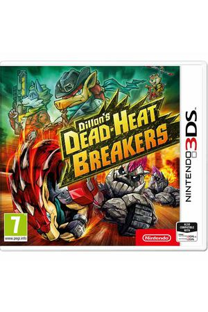 3DS игра Nintendo Dillons Dead-Heat Breakers