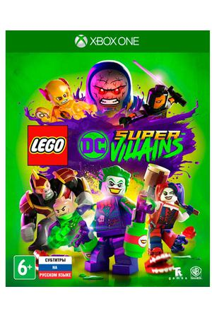 Xbox One игра WB LEGO DC Super-Villains