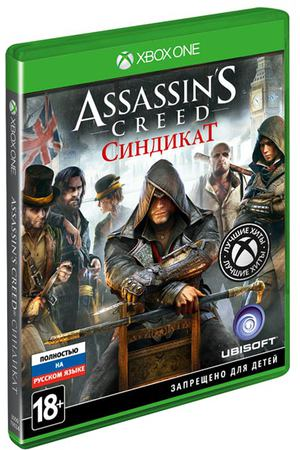 Xbox One игра Ubisoft XB1 ASSASSIN'S CREED SYNDICATE GR HITS 1