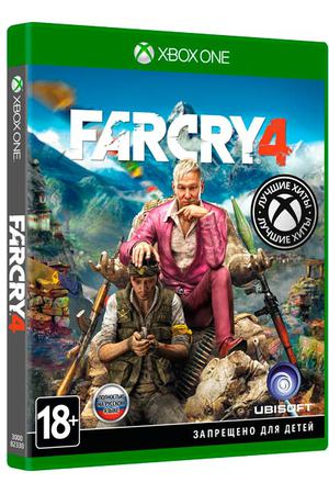 Xbox One игра Ubisoft XB1 FAR CRY 4 GREATEST HITS RUS