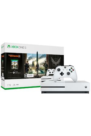 Игровая консоль Xbox One Microsoft S 1TB + Tom Clancys The Division 2