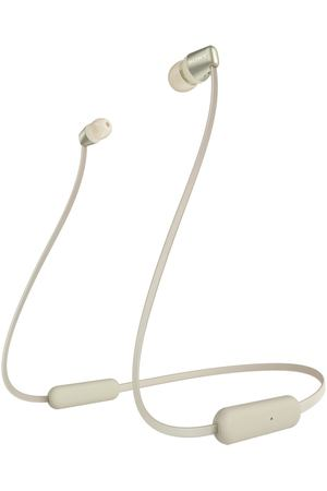 Наушники Bluetooth Sony WI-C310 Gold