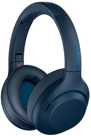 Наушники Bluetooth Sony WH-XB900N Blue