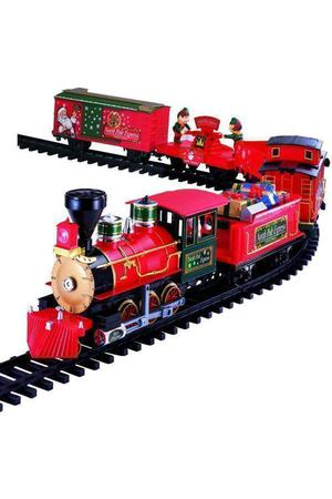 "Железная дорога ""North Pole Express Train Set"", 22 части"