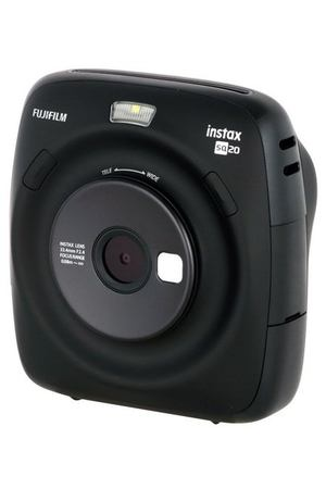 "Фотоаппарат ""Instax Square SQ 20 Black WW"""