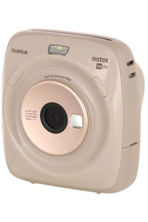 "Фотоаппарат ""Instax Square SQ 20 Beige WW"""