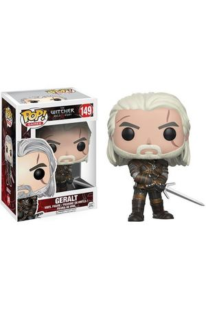 "Фигурка POP! Games ""The Witcher. Geralt"""