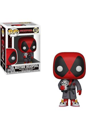 "Фигурка POP! Bobble: Marvel: Deadpool Playtime ""Deadpool in Robe"""