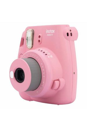 "Фотоаппарат ""Instaxtax Mini 9 Clear Pink EX D"""