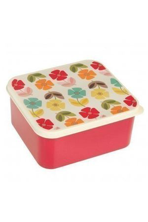 "Ланч-бокс ""Mid Century Poppy Lunch Box"""