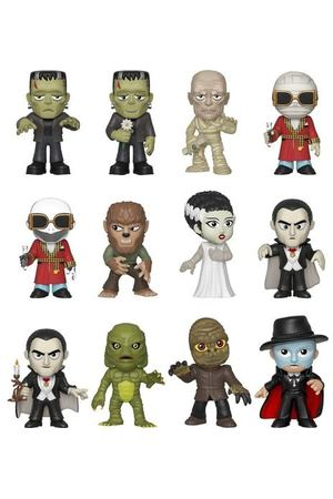 "Фигурка Mystery Minis ""Universal Monsters S2: 12PC PDQ"", в ассортименте"