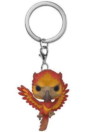 "Брелок Pocket POP! Keychain ""Harry Potter: Fawkes"""