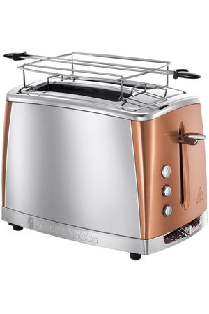 Тостер Russell Hobbs Luna Toaster Copper 24290-56