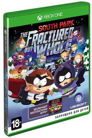 Xbox One игра Ubisoft South Park: The Fractured But Whole