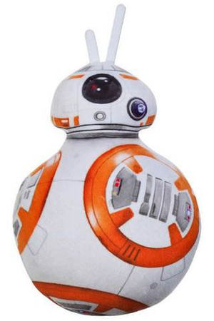 "Мягкая игрушка-подушка Star Wars ""Droid BB-8"", 20 см"