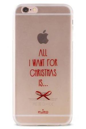 "Чехол для iPhone 6/6s ""Сhristmas. All I Want"""