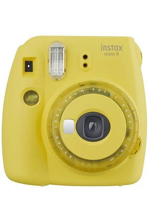 "Фотоаппарат ""Instax Mini 9 Clear Yellow"""