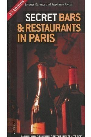 Secret Bars & Restaurants in Paris