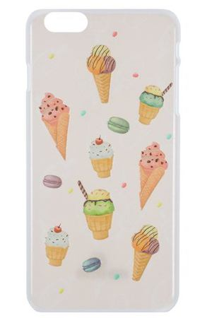 "Чехол для iPhone 6 Plus ""Ice cream"""