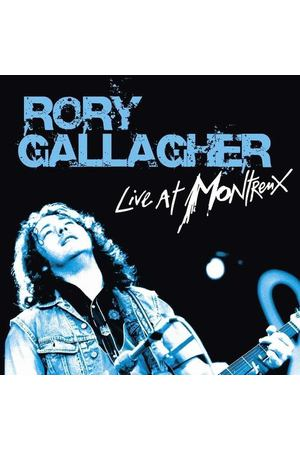 Rory Gallagher ‎– Live At Montreux, 2LP
