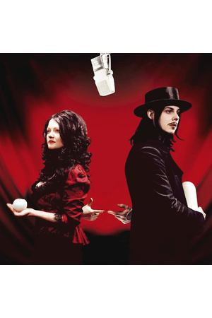The White Stripes - Get Behind Me Satan, 2LP