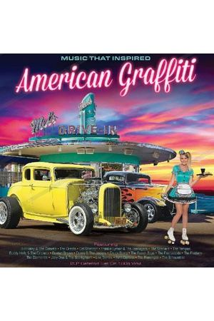 Various Artists - American Graffiti, 2LP