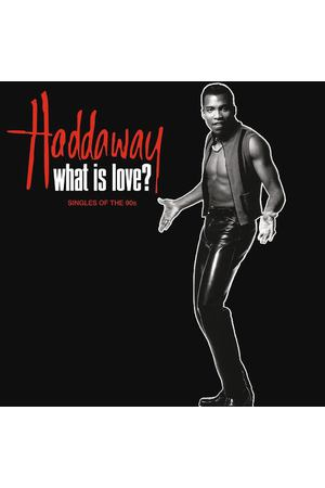 Haddaway - What Is Love? The Singles of the 90s
