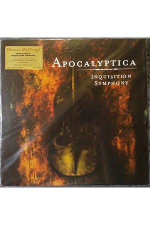 Apocalyptica ‎- Inquisition Symphony