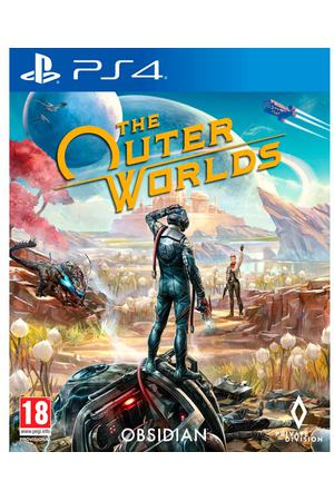 PS4 игра Take Two The Outer Worlds