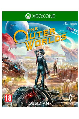 Xbox One игра Take Two The Outer Worlds