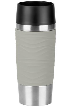 Термокружка Emsa Travel Mug Waves 0,36л Olive (N2010800)