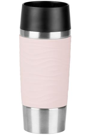 Термокружка Emsa Travel Mug Waves 0,36л Pink (N2010600)