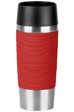 Термокружка Emsa Travel Mug Waves 0,36л Red (N2011100)