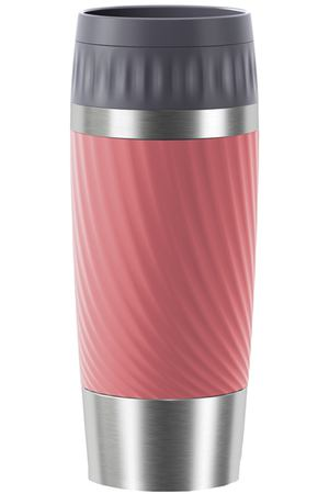 Термокружка Emsa Travel Mug Easy Twist Pink (N2011600)