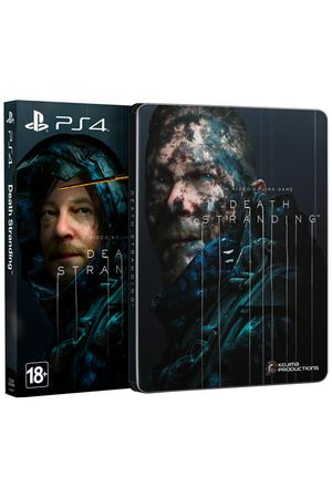 PS4 игра Sony Death Stranding Special Edition