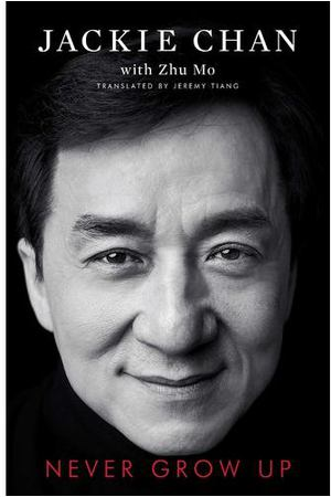 Jackie Chan. Never Grow Up