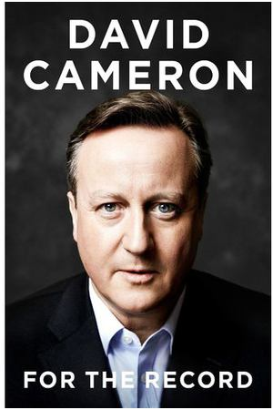 David Cameron. For the Record