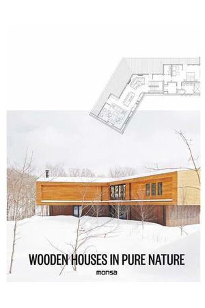 Gemma Villegas. Wooden Houses in Pure Nature