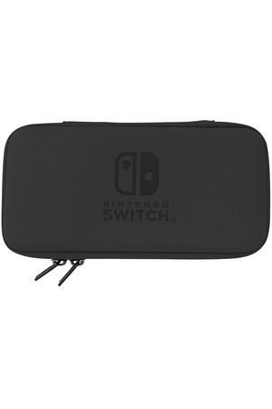 Чехол Hori Slim Hard Black д/Nintendo Switch Lite (NS2-011U)