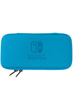 Чехол Hori Slim Hard Blue д/Nintendo Switch Lite (NS2-012U)