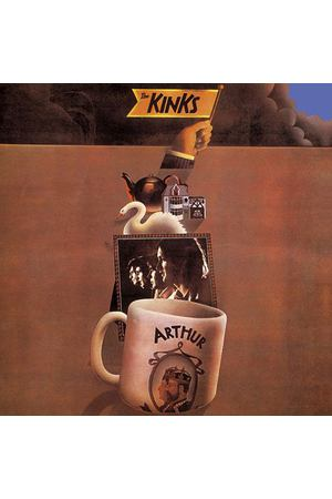 The Kinks - Arthur Or The Decline And Fall Of The British Empire, 2LP