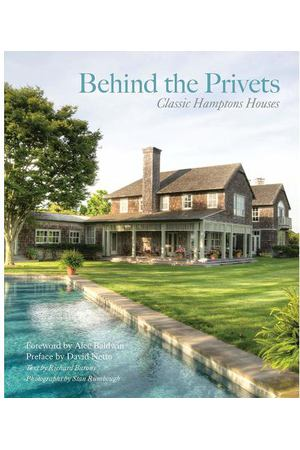 Stanley Rumbough. Behind the Privets. Classic Hamptons Houses